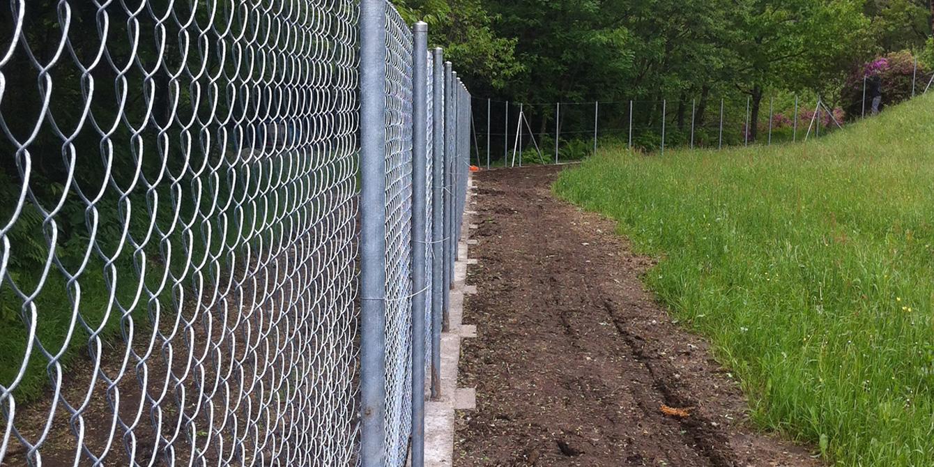 Recinzione Reti Per Giardino.Servizio Giardini Ticino Recinzioni